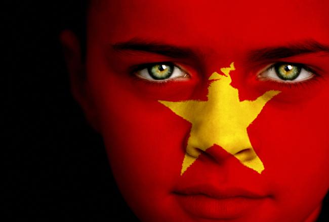 Vietnam boy